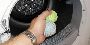 Electrolux Dryer Balls Test