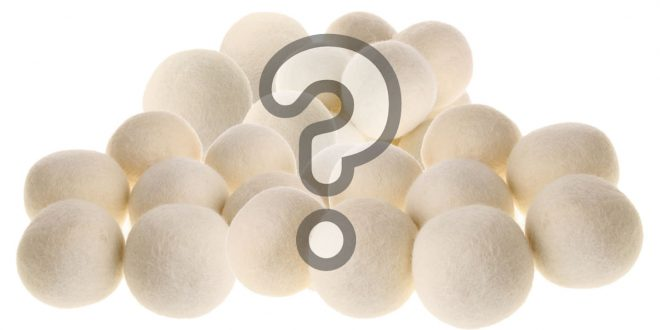 Wie viele Trocknerbälle in den Wäschetrockner?